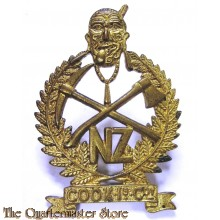 Cap badge The New Zealand Pioneer Battalion, NZ Division