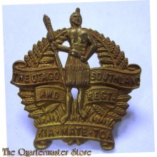 Cap badge 4th Otago Infantry Regiment