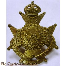Cap badge The New Zealand Signal Corps