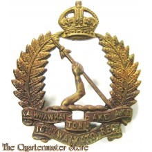 Cap badge, 16th (Waikato) Regiment