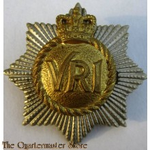 Cap badge Royal Canadian Regiment  WW2