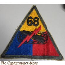 Mouwembleem 68e Armored Battalion (Sleevebadge 68th Armored Battalion)
