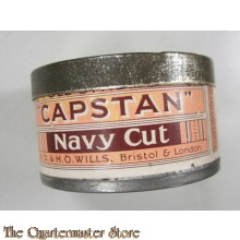 Blikje Capstan Navy Cut tobacco (Tin Capstan Navy Cut tobacco)