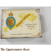 Tin Horse Guards cigarettes
