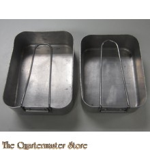 World War 2 Aluminium Mess Tins
