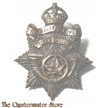 Cap badge The Halifax Rifles of Canada WW2, 4th Canadian Division