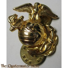 Collar badge United States Marine Corps