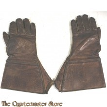 Dispatch rider gloves