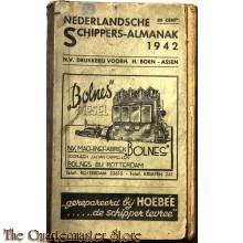 Nederlandsche schippers-almanak 1942