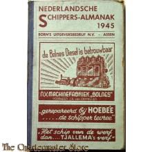 Nederlandsche schippers-almanak 1945