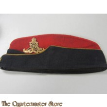 Coloured Field service cap Artillery Canada