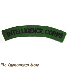 Shoulder flash Intelligence Corps
