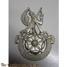 Cap badge Royal Canadian Hussars (Montreal)