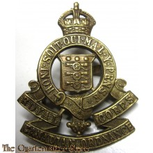 Cap badge Royal Canadian Ordnance Corps (RCOC)