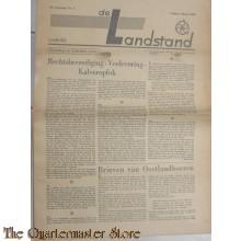 Weekblad de Landstand