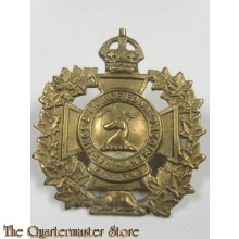 Cap badge The Hastings and Prince Edward Regiment WW2
