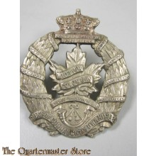 Capbadge Canadian Intelligence Corps WW2