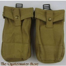 P37 Basic Pouches Mk2 1943 CANADA (matched pair)