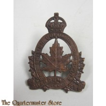 The British Columbia Dragoons WW1