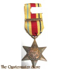 Afrika medaille met gesp Noord Afrika 42-43 (The Africa Star with  the North Africa 1942–43 Clasp)