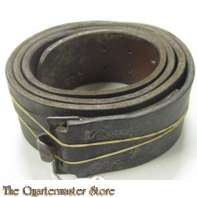 Leibriemen late war WW2 (Belt leather late war WW2)