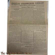 Opregte steenwijker Courant 04 mei 1945