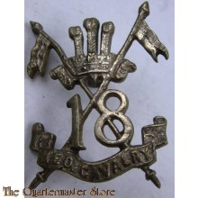 Cap badge 18TH King Edward's own cavalry India