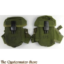 M1967 Ammo Pouches set  (nylon) Vietnam