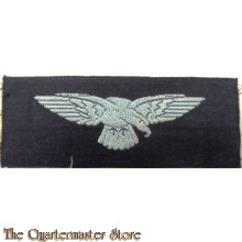 RAF Shoulder Flash eagle (canvas)