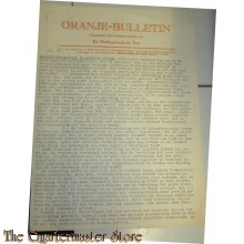 Krant Oranje Bulletin No 26 14 nov 1944