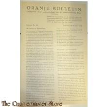 Krant Oranje Bulletin No 19 28 okt 1944