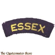 Shoulder flash Essex