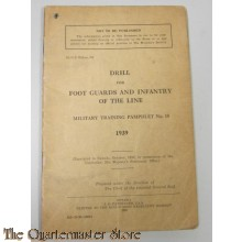 Manual Drill Pamphlet no 18 Canada 1939