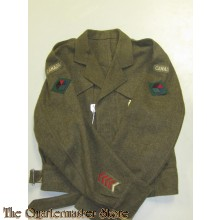 Battle dress jacket Pacific Command (WW2 combat Vet)