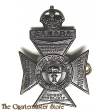 Cap badge The Reginai Rifles (Canada), 3rd Canadian Infantry Division
