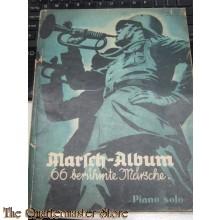Buch Marsch-ALbum 60 beruhmte Marsche