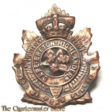 Cap badge Cape Breton Highlanders of Canada