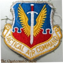 USAF Tactical Air Command patch (TAC)