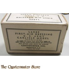Large first aid dressing US Army