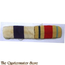 Ribbon bar Military Cross and Africa Star