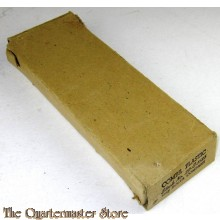 WW2 Carton box for US Army combs, plastic
