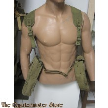Set medical pouches with harnass AIrborne