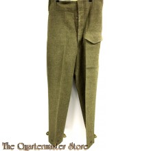 Battle dress trousers P40