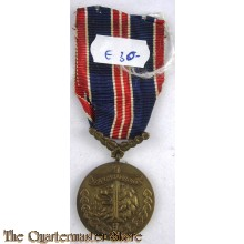 Czech Medal for Gallantry 1939