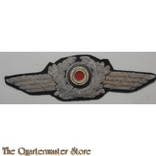 Kokarde fur LW Schirmmütze (Cap-wreath for Luftwaffe  officers visor-cap)