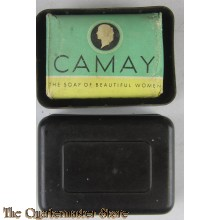 US Army soap box with period correct commercial soap