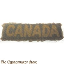 Shoulder flash CANADA (canvas)