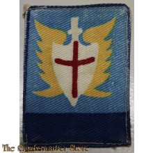 Formation patch Allied Land Forces, South-East Asia (A.L.F.S.E.A)