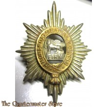 Cap badge The Worcestershire Regiment, other ranks
