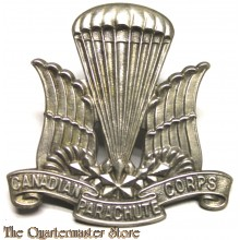 Cap badge Canadian Parachute Corps